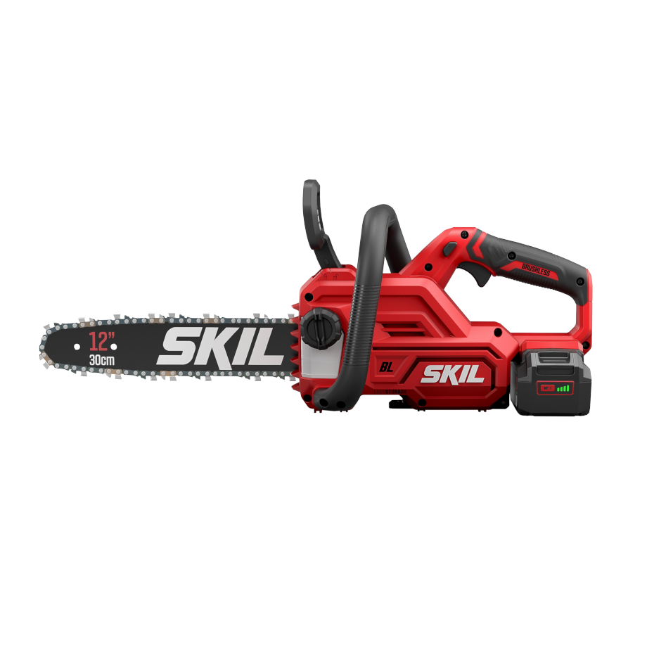 PWR CORE 20™ Brushless 12 IN. Chain Saw Kit