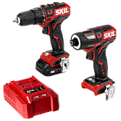 PWR CORE 12™ Brushless 12V Drill Driver & Impact Driver Kit (standard charger)