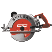 10-1/4 In. Magnesium Worm Drive Skilsaw With Twist Lock