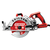 7-1/4 In. Lightweight Magnesium Worm Drive Skilsaw