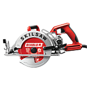 7-1/4 In. Lightweight Worm Drive Skilsaw With Twist Lock Plug