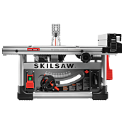 10 In. Heavy Duty Worm Drive Table Saw With Stand