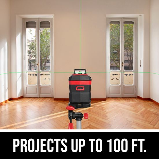 Projects Up to 100 Ft.