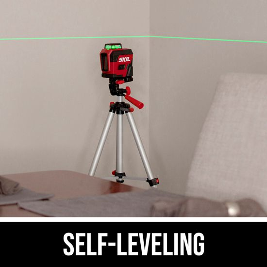 Self-leveling