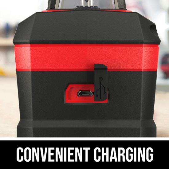 Convenient charging