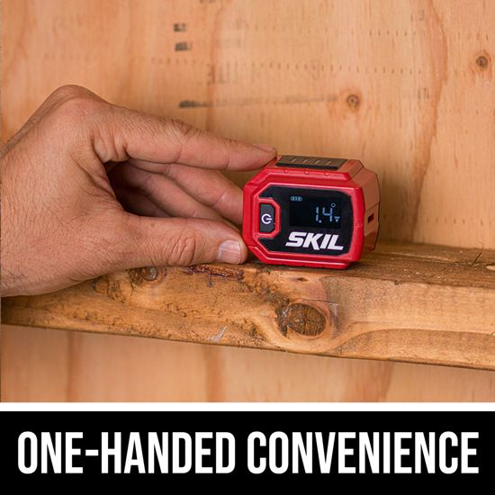 One-handed convenience