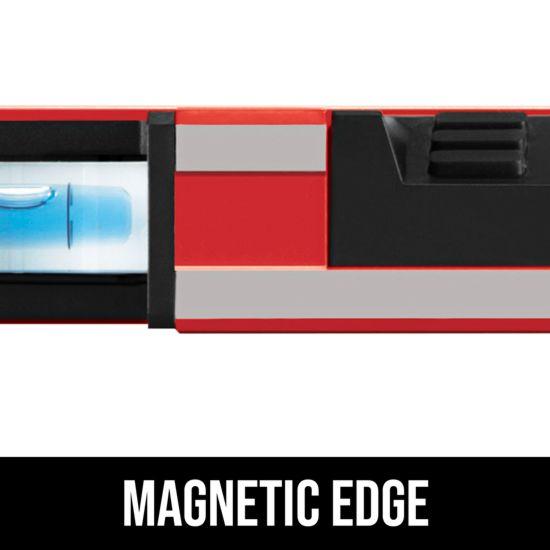 Magnetic edge
