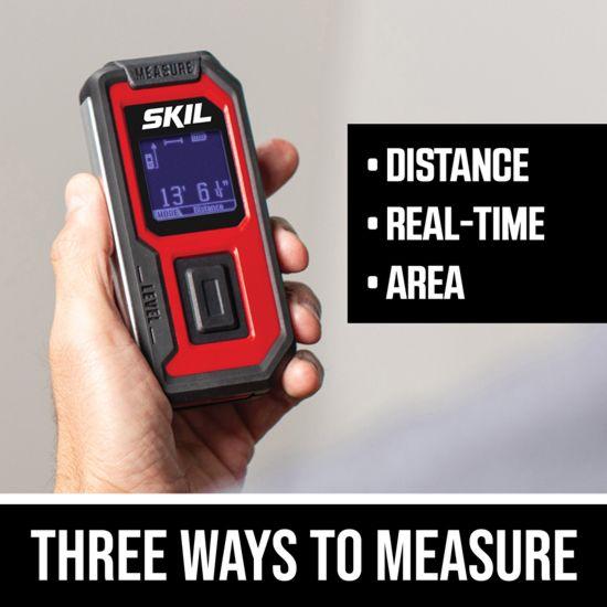 Three ways to measure