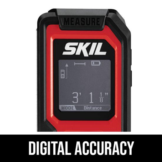 Digital accuracy