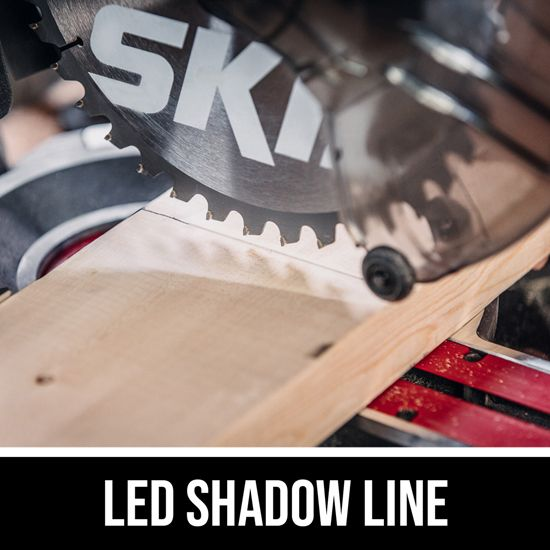 LED shadow line