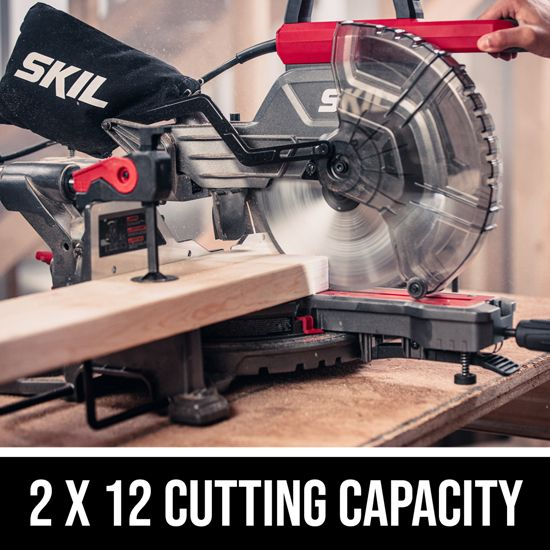 2x12 cutting capacity