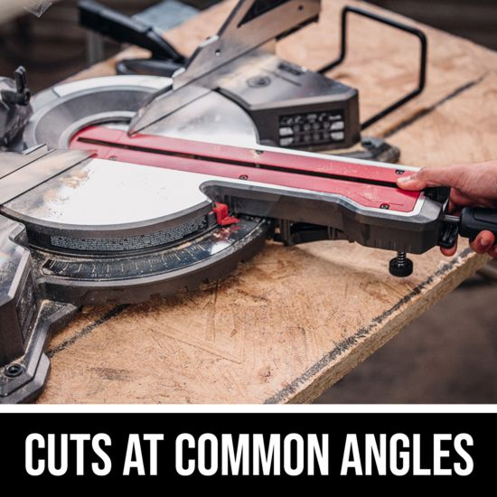 Cuts at common angles
