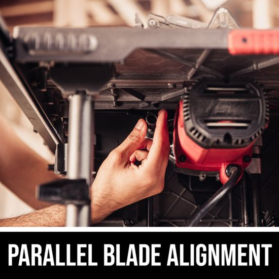 Parallel Blade Alignment