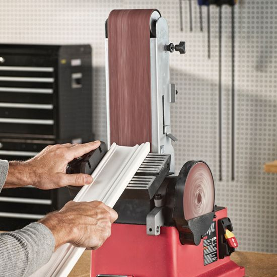 4 IN. x 36 IN. Belt/Disc Sander
