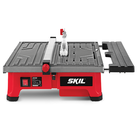 7 IN. Wet Tile Saw with Hydro Lock System