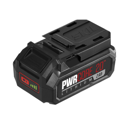 PWR CORE 20™ 20V 2.0Ah Lithium Battery with PWR ASSIST™ Mobile Charging