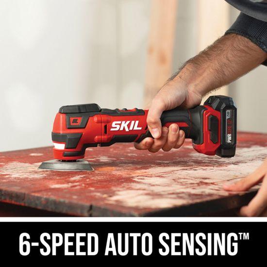 6-speed auto sensing