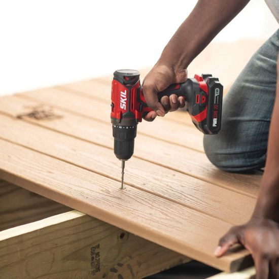 PWR CORE 20™ 20V 3-Tool Kit: Drill Driver, Reciprocating Saw, PWR ASSIST™ USB Adapter (2 batteries)