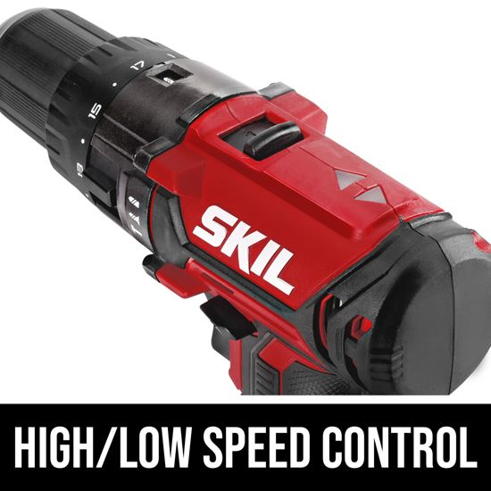 high/low speed control