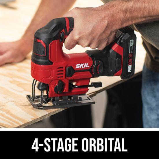 4-stage orbital
