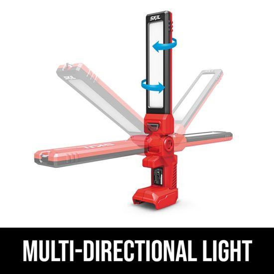 Multi-directional light