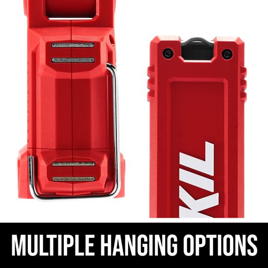 Multiple hanging options