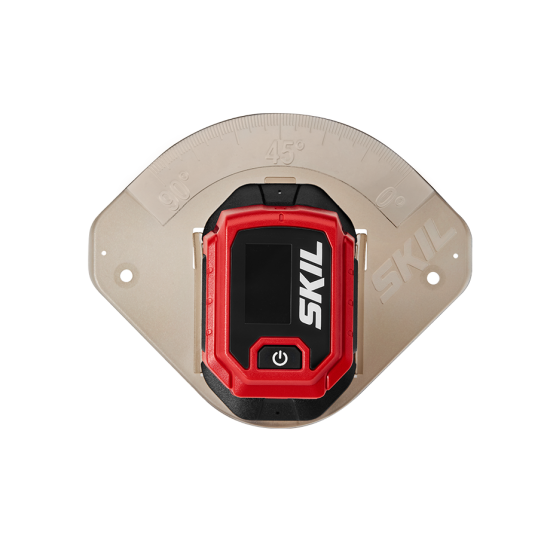 Wall-mount Red Line Laser With Digital Display