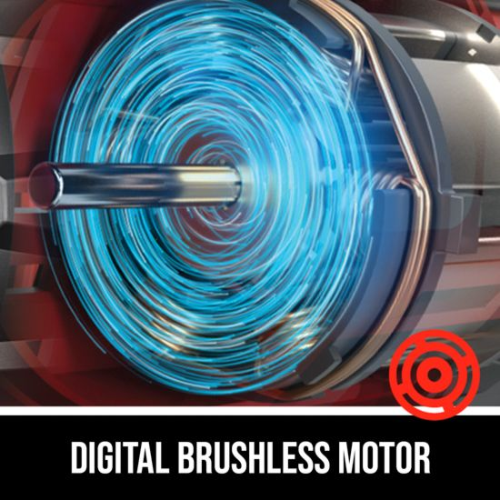 Digital Brushless Motor