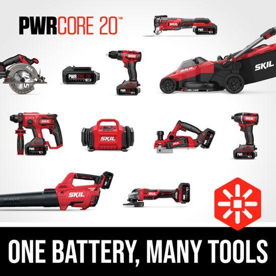 One battery, many tools
