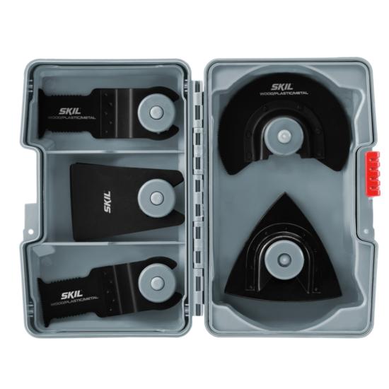 18 PC. Oscillating Tool Accessory Set