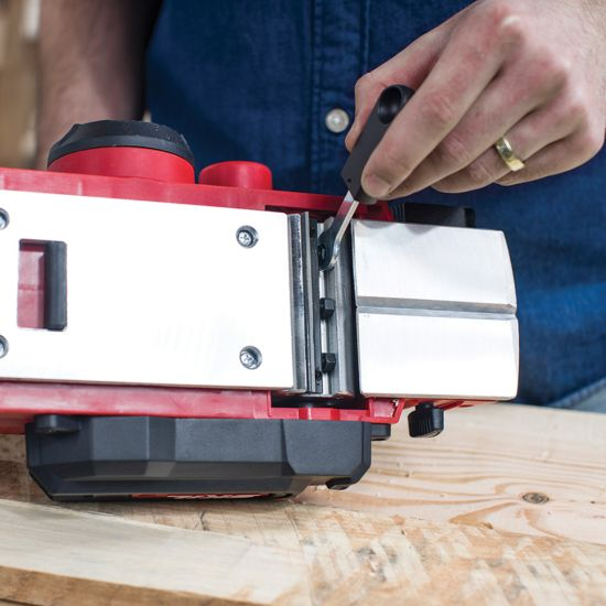 PWR CORE 20™ Brushless 20V 3-1/4 IN. Planer Kit