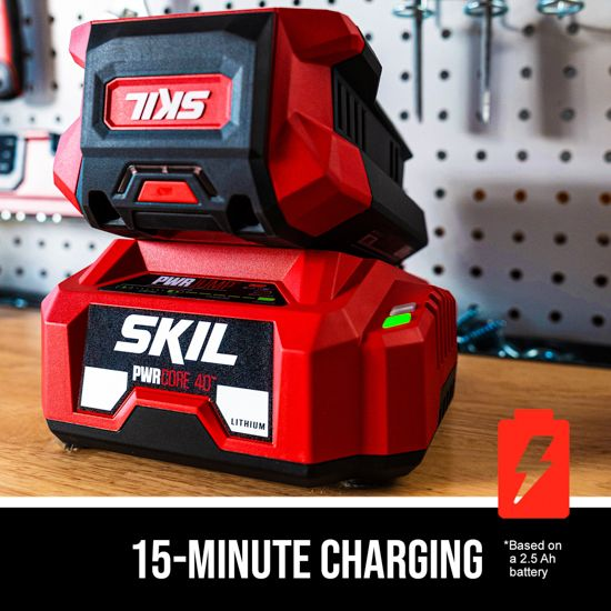 15-minute charging