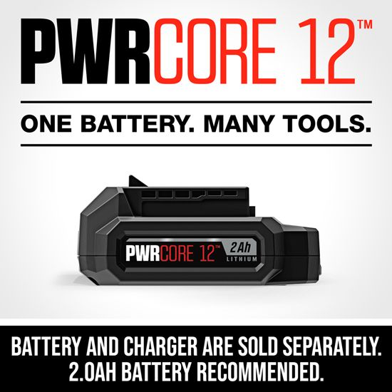 2.0Ah Battery Recommended