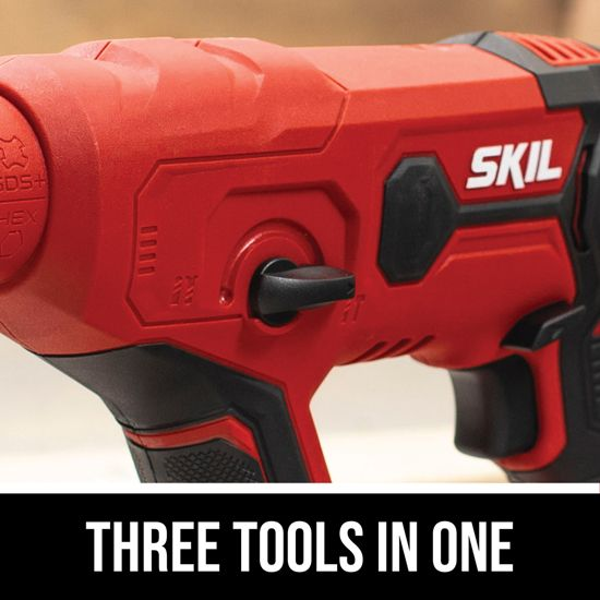 Three tools in one