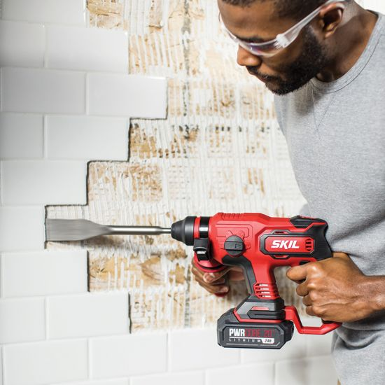 PWR CORE 20™ Brushless 20V  7/8 IN. Rotary Hammer Kit