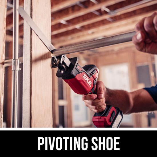Pivoting Shoe