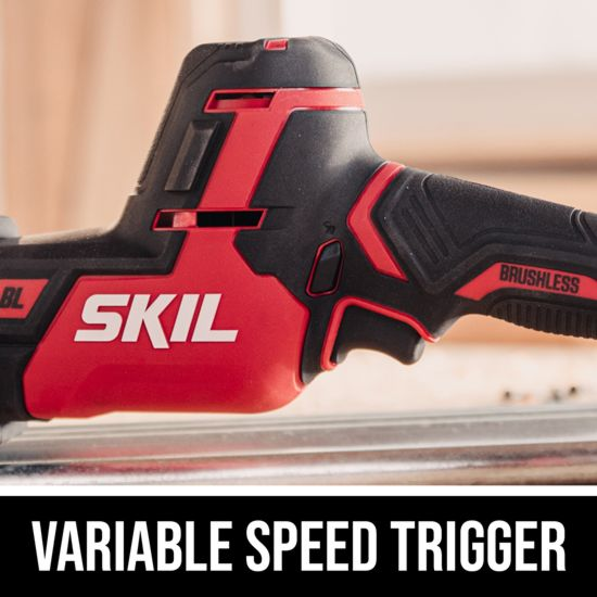 Variable speed trigger