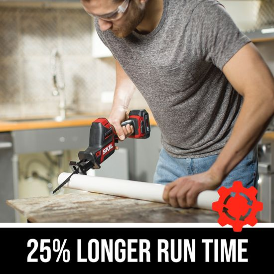 PWR CORE 12™ Brushless 12V Compact Reciprocating Saw Kit