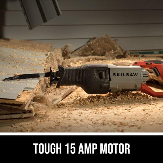 Tough 15 Amp Motor