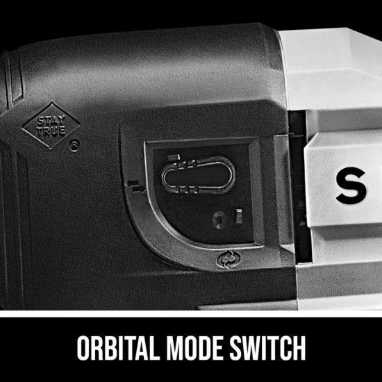 Orbital mode switch