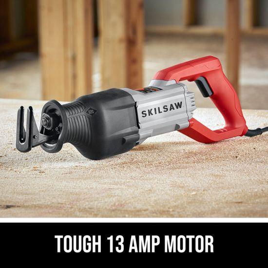 Tough 13 amp motor