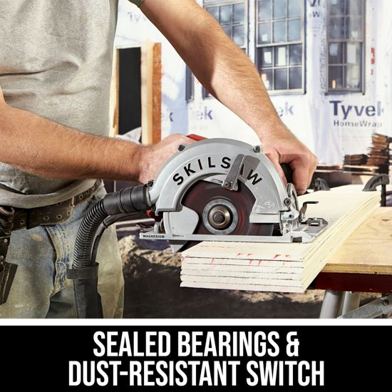 Sealed bearings & dust-resistant switch