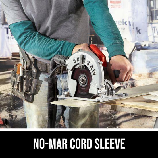 No-mar cord sleeve