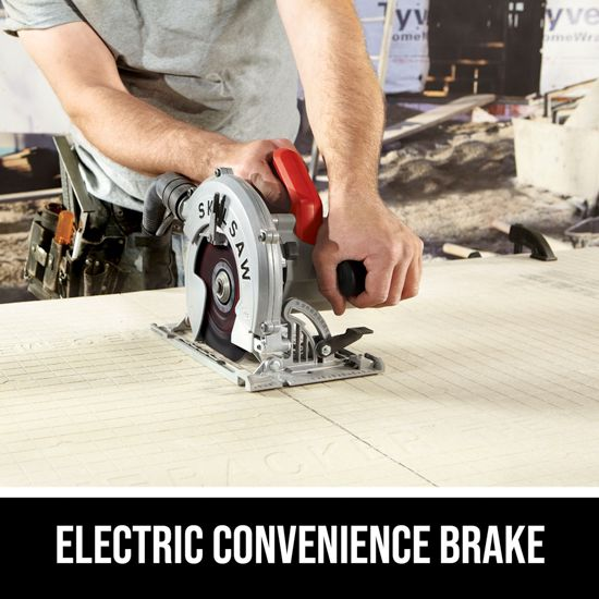 Electric convenience brake