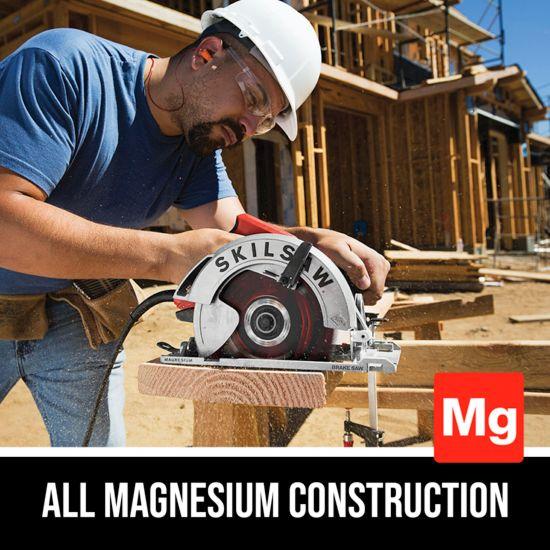 All Magnesium Construction
