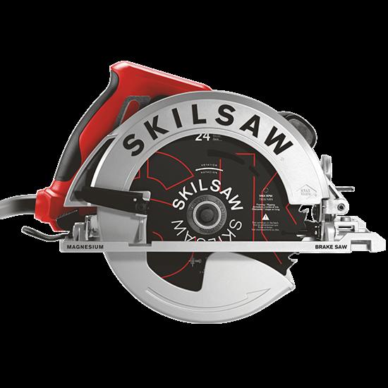 7-1/4 In. Magnesium Sidewinder Skilsaw