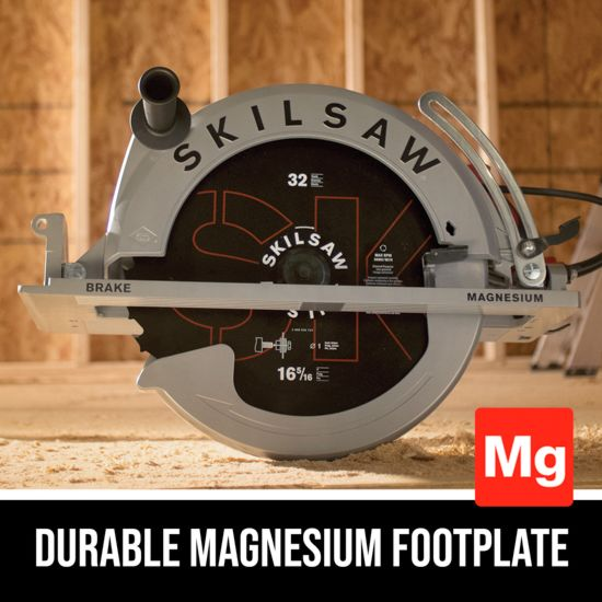 Durable Magnesium Footplate