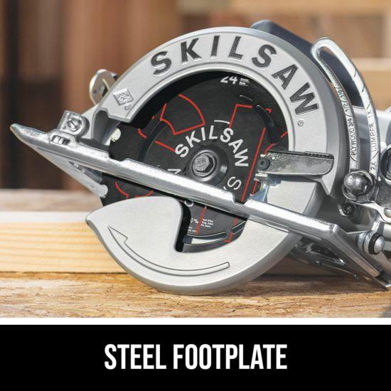 Steel Footplate
