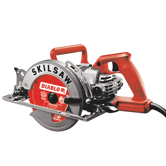 7-1/4 In. Magnesium Worm Drive Skilsaw