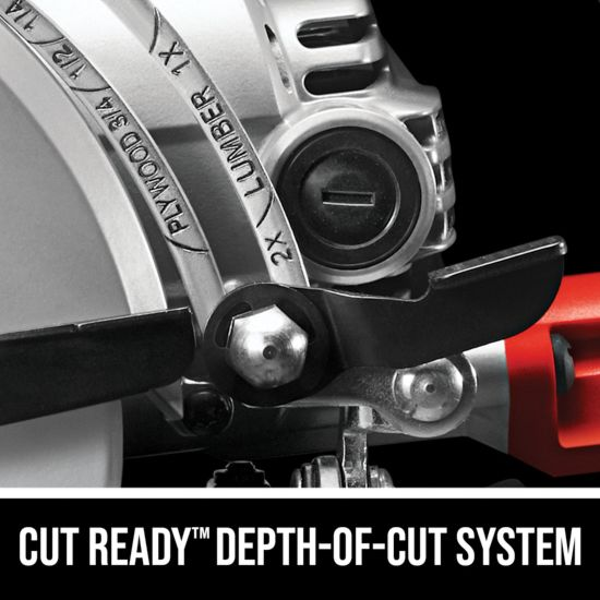 Cut Ready Depth-of-cut System